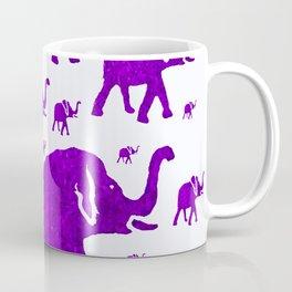 ELEPHANT MARCH Coffee Mug