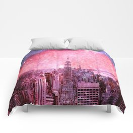 Galaxy : Space Colony Comforters