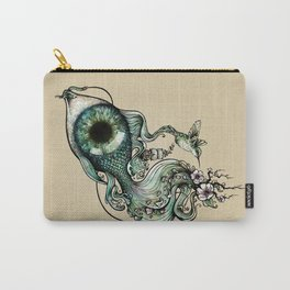 Flowing Inspiration Carry-All Pouch