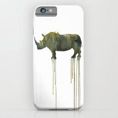 rhinoceros_002 Slim Case iPhone 6s