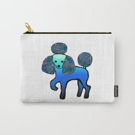 Divine Poodle Carry-All Pouch