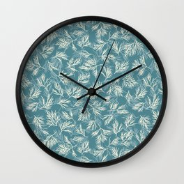 ▒ Dill or not to dill, that's the question ▒ Wall Clock