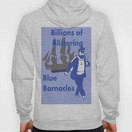 Blue Barnacles Hoody