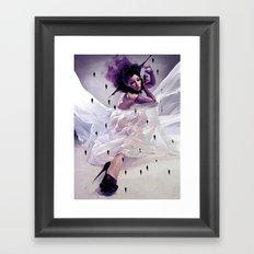 Resilient Framed Art Print
