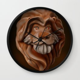 Heart of the Land Wall Clock