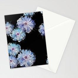 illuminati daisies Stationery Cards