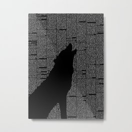 The Call of the Wild Metal Print