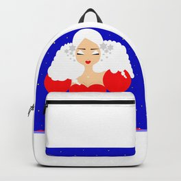 Star girl Backpack