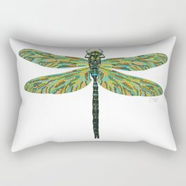 Dragons DO Exist, And They Fly Too! Rectangular Pillow