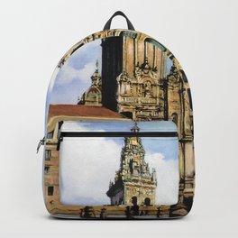 Catedral de Santiago de Compostela/Santiago de Compostela Cathedral Backpack