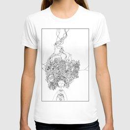 girl dreams T-shirt