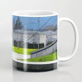 Skateboarding Fool Coffee Mug