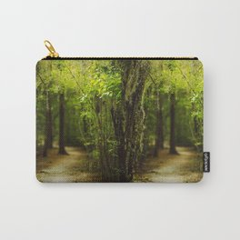 Louisiana Forest, Spanish Moss Carry-All Pouch