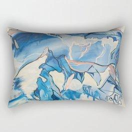 As Above, So Below Rectangular Pillow