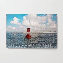 Buoy 6 Metal Print