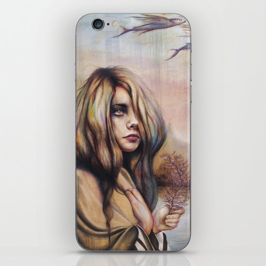 Reverie iPhone & iPod Skin