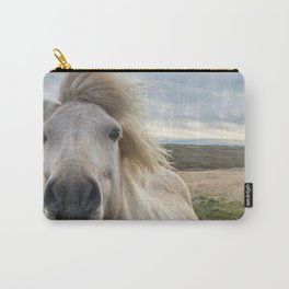 Icelandic Horse. Carry-All Pouch