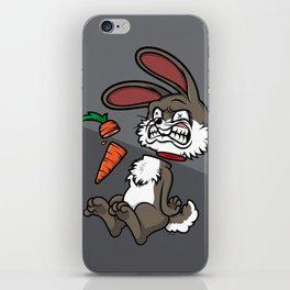 Bad Hare Day iPhone Skin