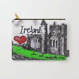 I love Ireland  Carry-All Pouch