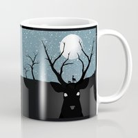 infamous Mugs featuring Bambi by Rowan Stocks-Moore