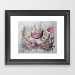 In The End Framed Art Print