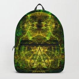 Magical Celtic Clover Backpack