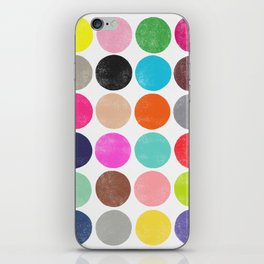 colorplay 16 iPhone Skin
