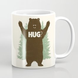 Bear Hug? Coffee Mug