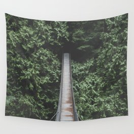Lynn Valley, Vancouver Wall Tapestry