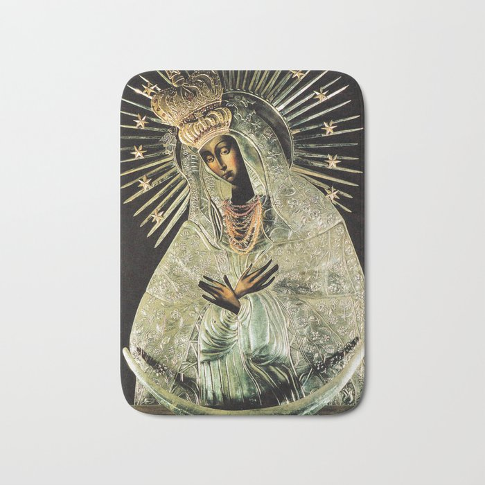 Our Lady Gate Of Dawn Virgin Mary Of Sharp Gate Madonna Without