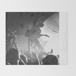 Dillinger Escape Plan Live  Throw Blanket