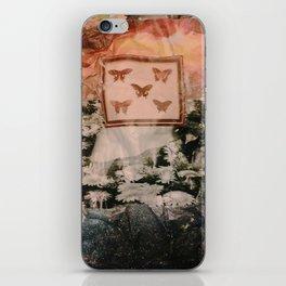 Muddled Daiseys iPhone Skin