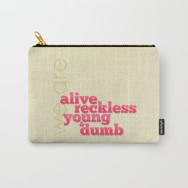 We Are - Big Time Rush Carry-All Pouch