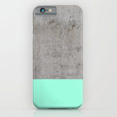 Sea on Concrete iPhone 6 Slim Case