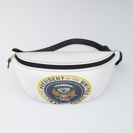 Fake Presidential Seal Fanny Pack