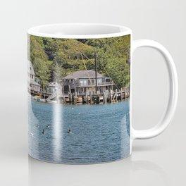 Quissett Harbor Falmouth Cape Cod Coffee Mug