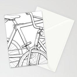 Sharpie Bikes Stationery Cards