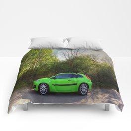 Nature's Green Comforters