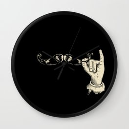 Muahahaha! Wall Clock