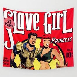 Slave Girl Comics #2 Wall Tapestry