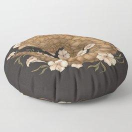 Pangolin Floor Pillow