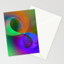 color whirl -32- Stationery Cards