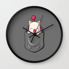 Kupocket Wall Clock