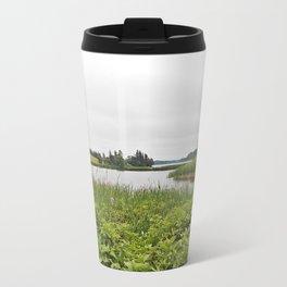 At the River's Edge Travel Mug