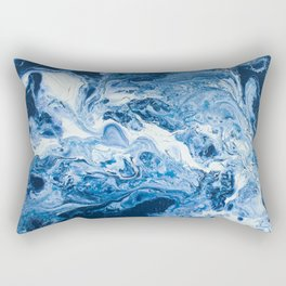 Comes In Waves Rectangular Pillow