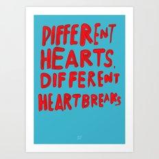 SAME Art Print
