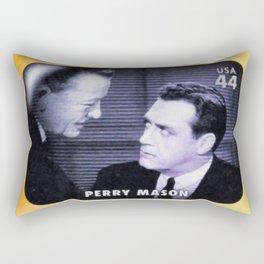 Perry Mason Rectangular Pillow