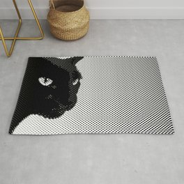 Panther Breath Rug