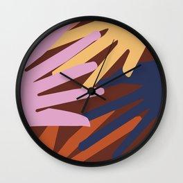 Global Hands 1 Wall Clock