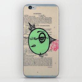 Dumpling iPhone Skin